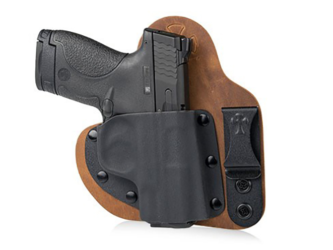 CrossBreed Founder's Series Appendix Carry holster