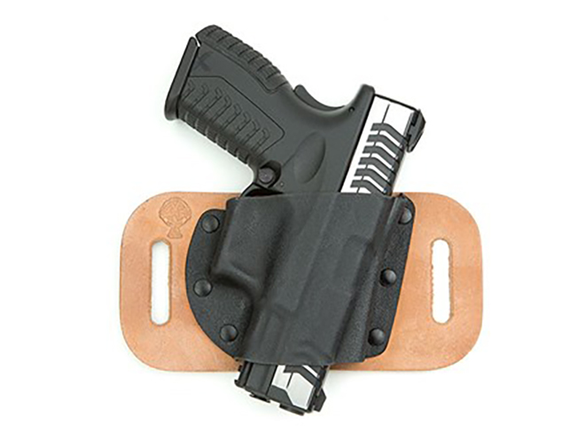 crossbreed snapslide springfield XDE holsters