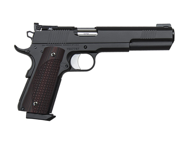 Dan Wesson Bruin 45 acp pistol