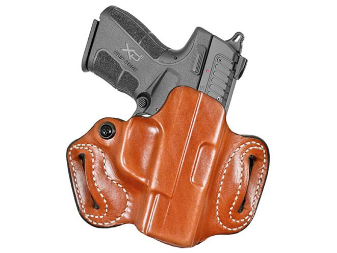 DeSantis Mini Slide springfield XDE holsters