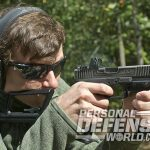 glock 17 carbine test fire