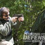 glock 17 carbine range test