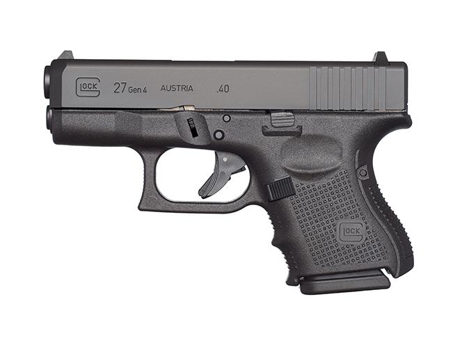 Glock 27 Gen4 pistol