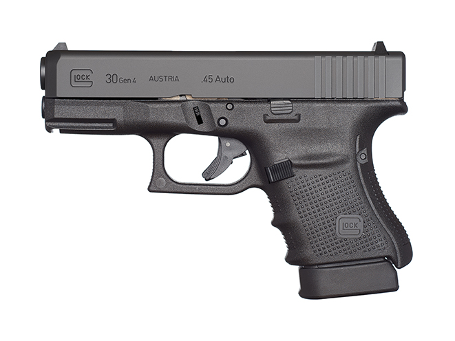 Glock 30 Gen4 pistol