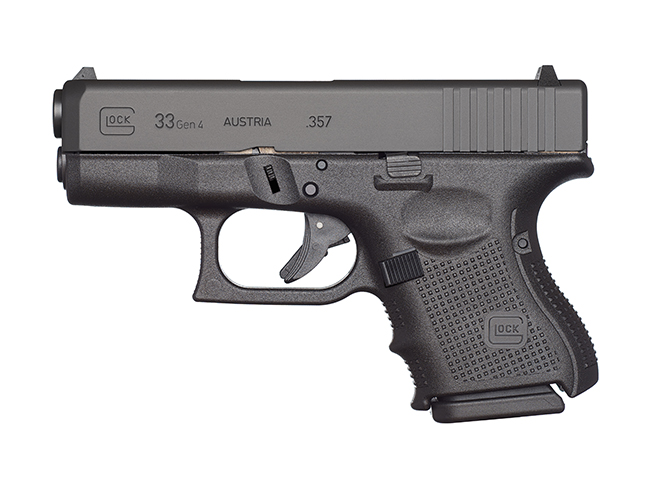 Glock 33 Gen4 pistol