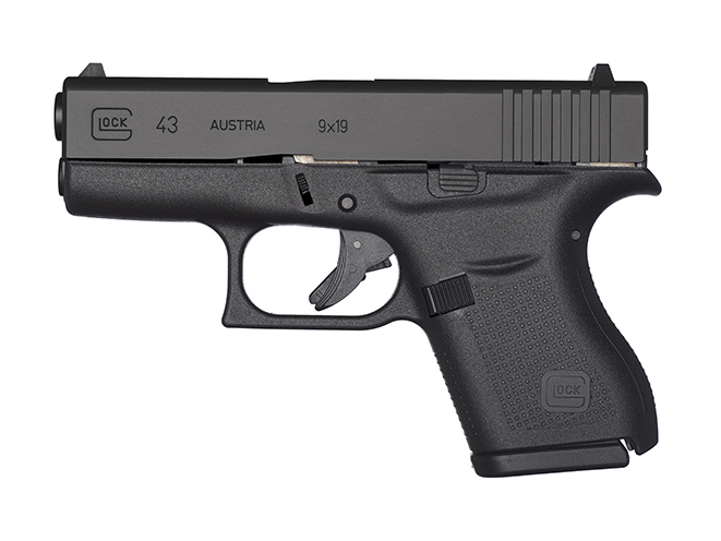 Glock 43 pistol