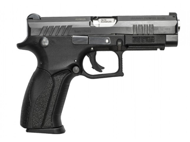 Grand Power Q100 pistol right side
