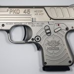 Heizer PKO-45 everyday carry handguns