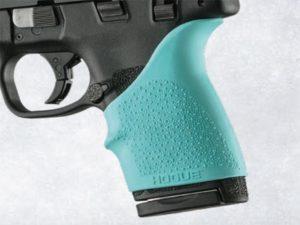 Hogue Aqua blue Grips