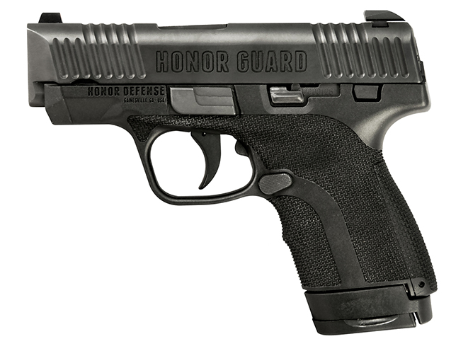 Honor Guard HG9SC everyday carry handguns