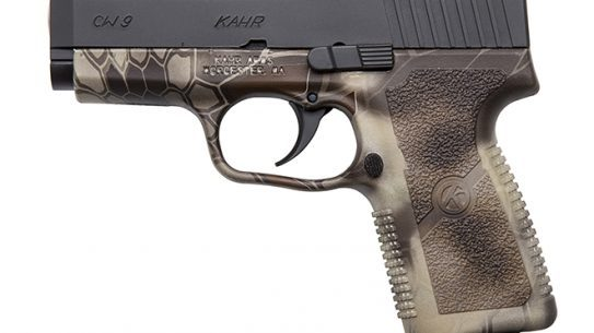 Kahr CW9093KRT pistol left side
