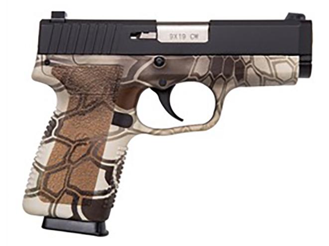 Kahr CW9093KRT pistol right side