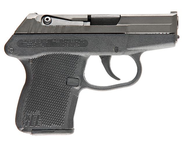 Kel-Tec P-32 mouse guns
