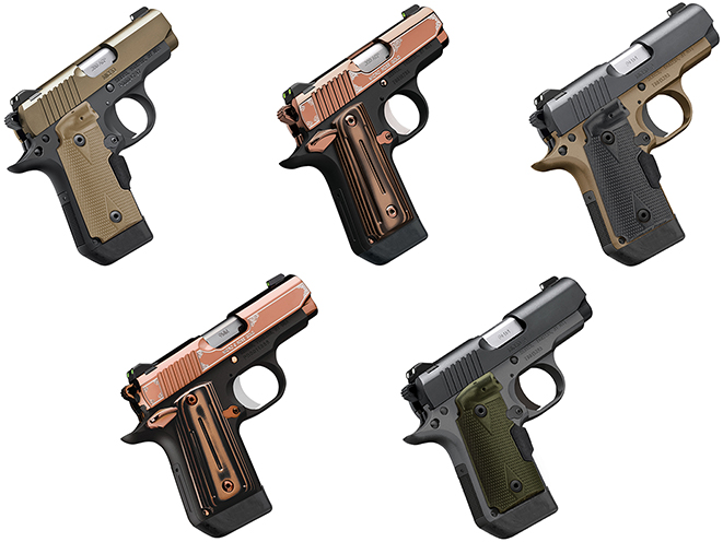 6 New Variants Introduced in Kimber Micro, Micro 9 Pistol Lineup