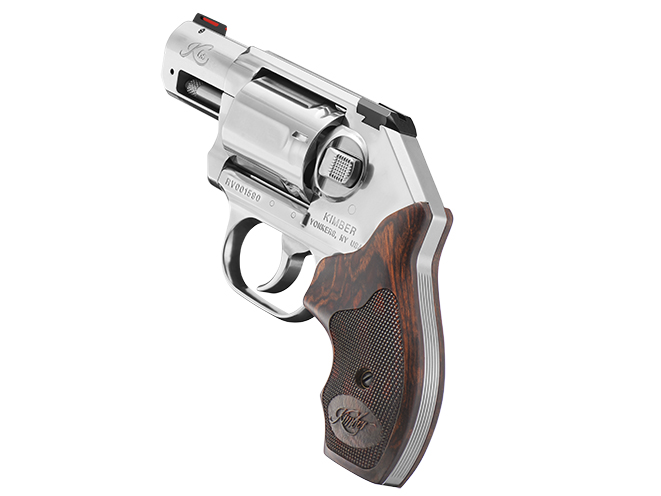 Kimber K6s DCR everyday carry handguns