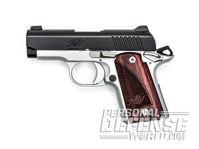 Kimber Micro 9 left profile