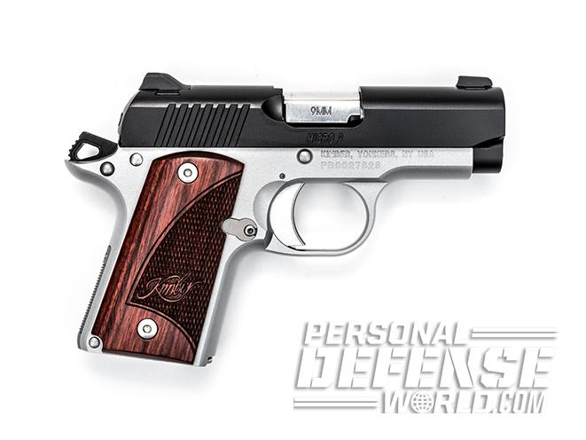 Kimber Micro 9 right profile
