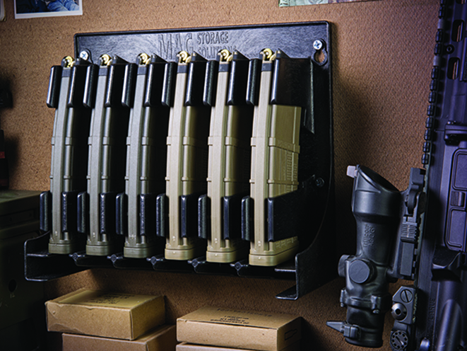 Mag Storage Solutions gun safes