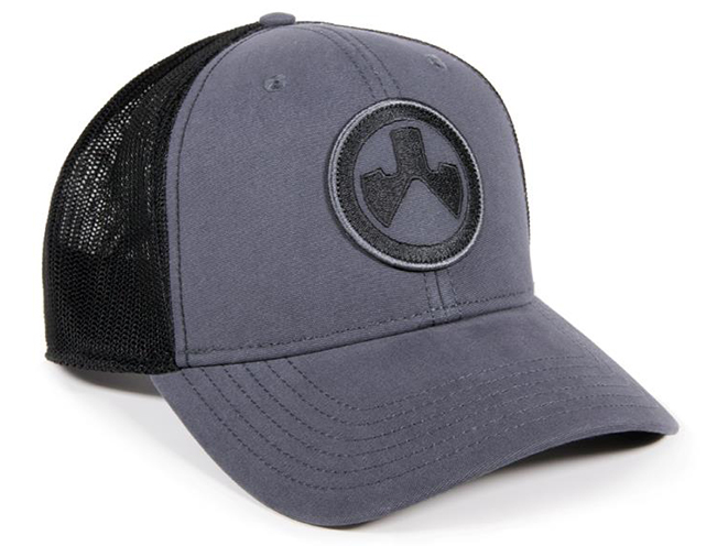 MAGPUL APPAREL icon patch hat charcoal