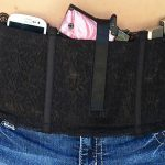 Miss Concealed Hidden Heat Lace holster shooting gear