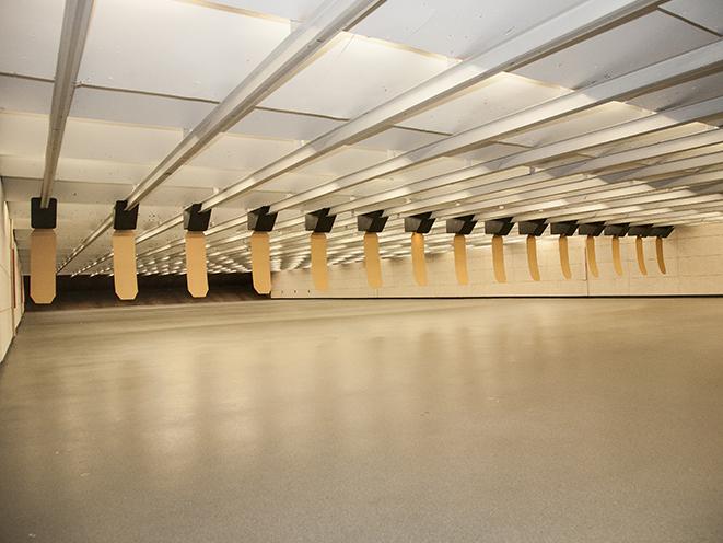 NRA Range targets