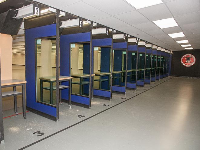NRA Range booths