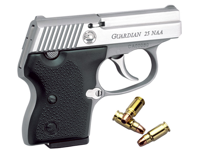 North American Arms Guardian 25 naa mouse guns