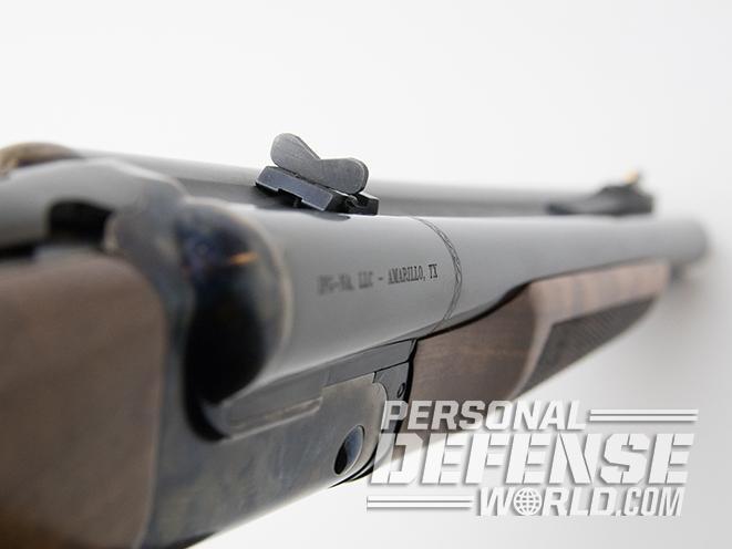 Pedersoli Howdah pistol 410
