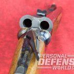 Pedersoli Howdah pistol empty chamber