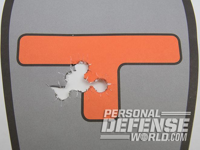 Pedersoli Howdah pistol test