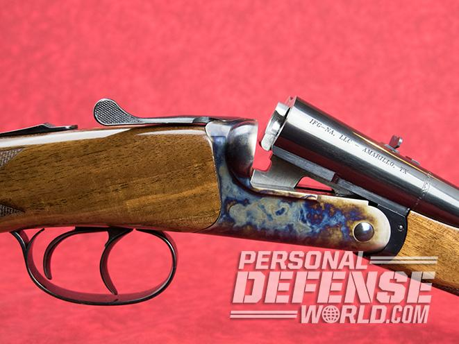 Pedersoli Howdah: Fun to Shoot, But is it Good for Home Defense?
