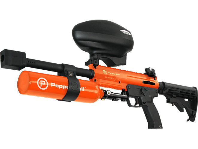 PepperBall FTC-SF less lethal gear