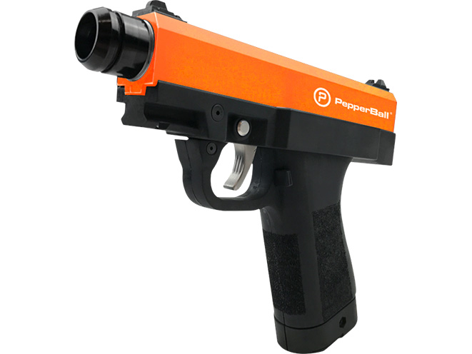 PepperBall TCP less lethal gear