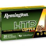 Remington Performance Wheelgun and HTP Copper ammo