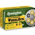Remington Performance Wheelgun ammo