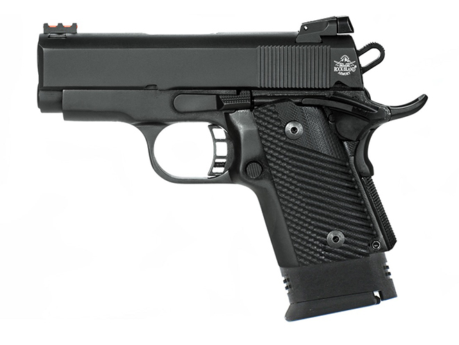 Rock Ultra CS Warrior everyday carry handguns