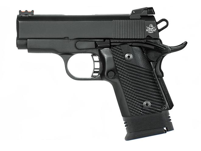 Rock Ultra CS Warrior everyday carry handguns