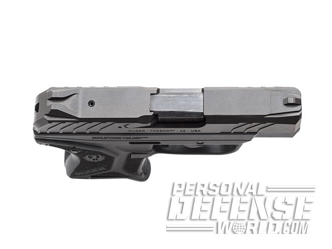 Ruger LCP II pistol slide
