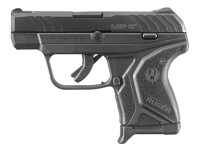 Ruger LCP II everyday carry handguns