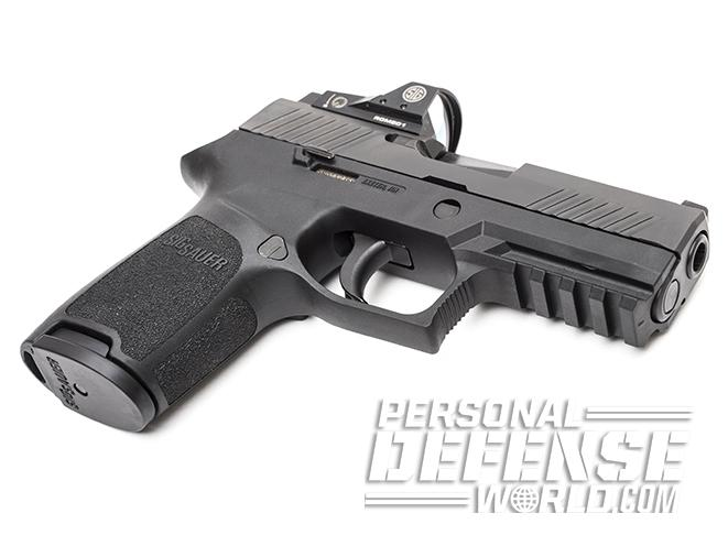 Sig's Carry Cure: The Striker-Fired, Reflex-Ready P320 RX
