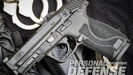Smith & Wesson M&P9 M2.0 pistol
