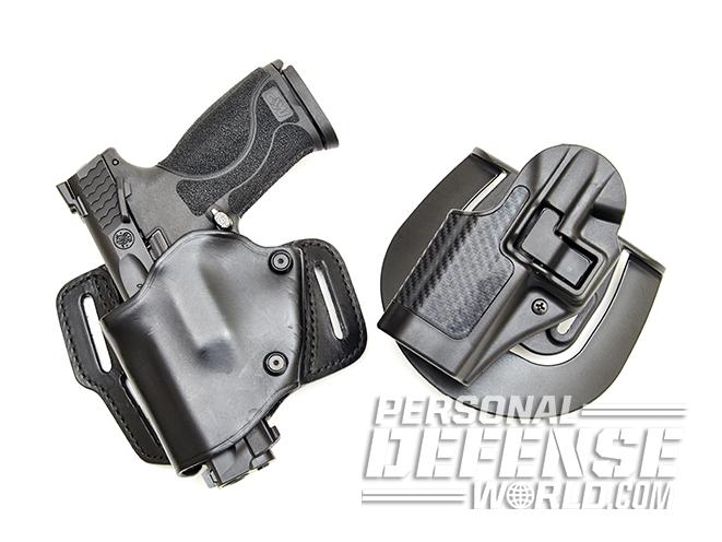 Smith & Wesson M&P9 M2.0 pistol holster