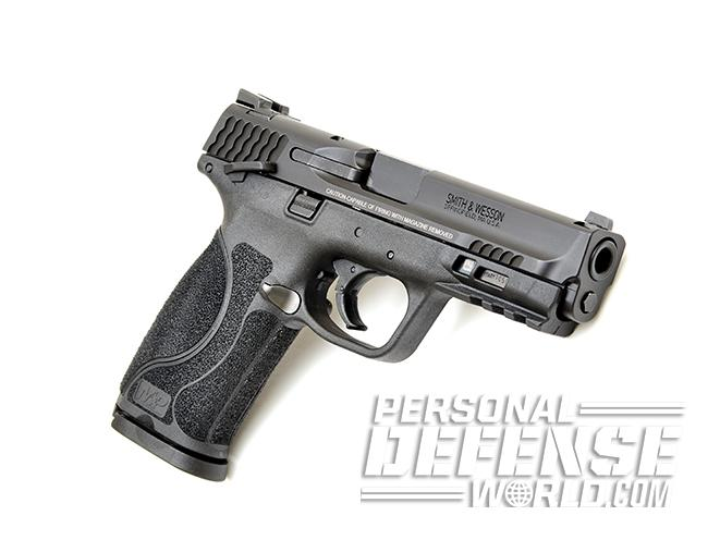 Smith & Wesson M&P9 M2.0 pistol serial number