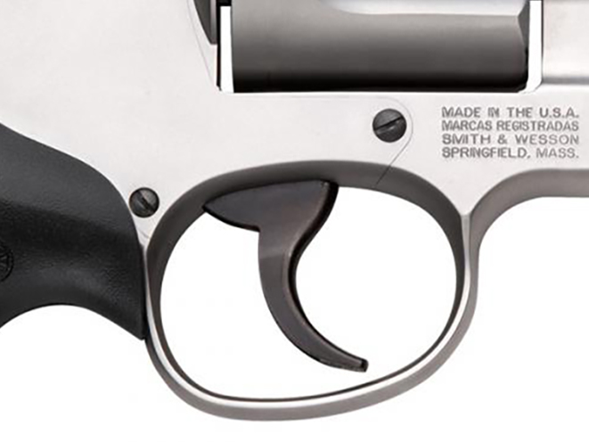 Smith & Wesson Model 69 Combat Magnum Revolver trigger
