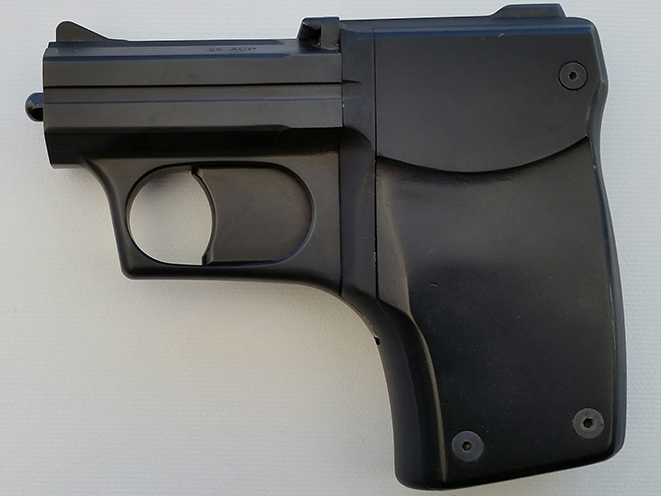 Standard Manufacturing S-333 Volleyfire mouse guns