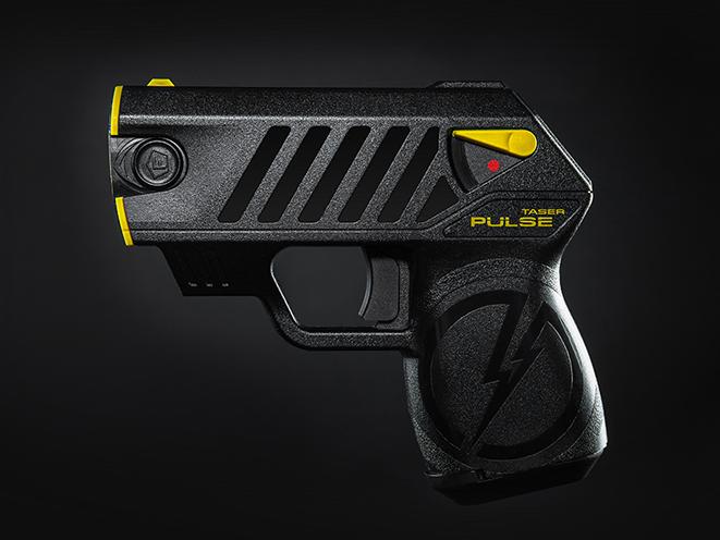 taser pulse less lethal gear