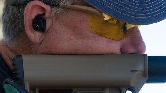 walker's Silencer Ear Buds rifle