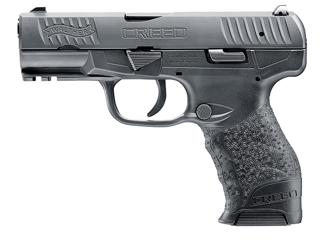 Walther Creed pistol official photo