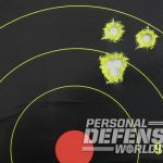 Walther Creed pistol target