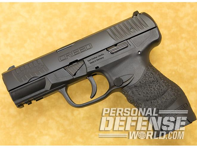Walther Creed A Sub 400 Ultra Reliable Ccw Option